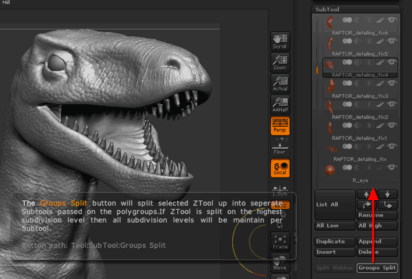ZBrush Insufficient Memory Error « Offset Null Entertainment